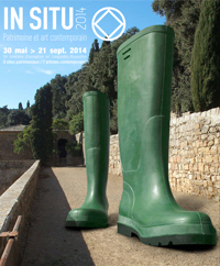 «In Situ 2014, Patrimoine et art contemporain » , Languedoc-Roussillon