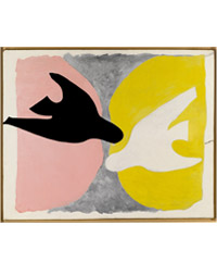« Georges Braque » at the Guggenheim Museum, Bilbao