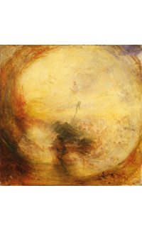 Light and Colour par John Mallord William Turner. Courtesy Tate Britain