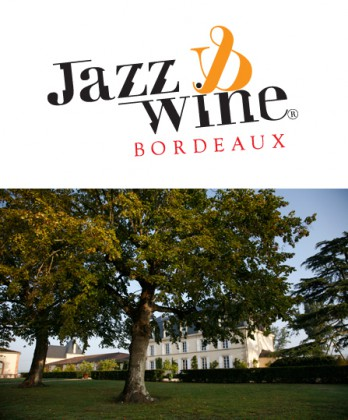 Château Guiraud, New York meets Château Guiraud. Courtesy Jazz and Wine