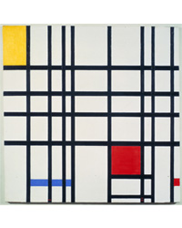 « Mondrian and Colour », Turner Contemporary, Le musée de Margate, Courtesy Turner Contemporary