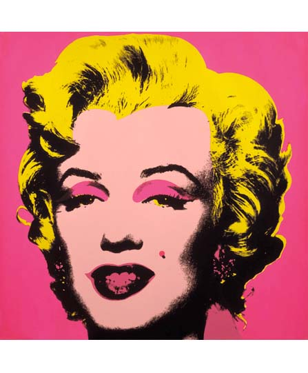 No title 1967 par Andy Warhol. Courtesy La Tate de Liverpool