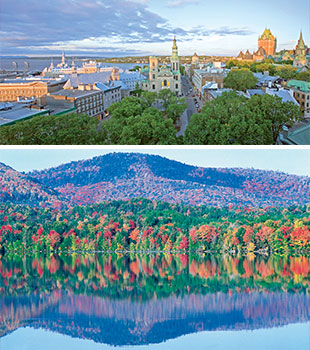 A wandering writing course in Quebec