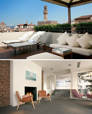 «Pied sublime» treatment in Florence