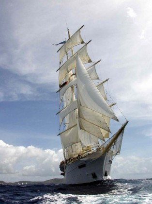 Gourmet cruises aboard Star Clippers