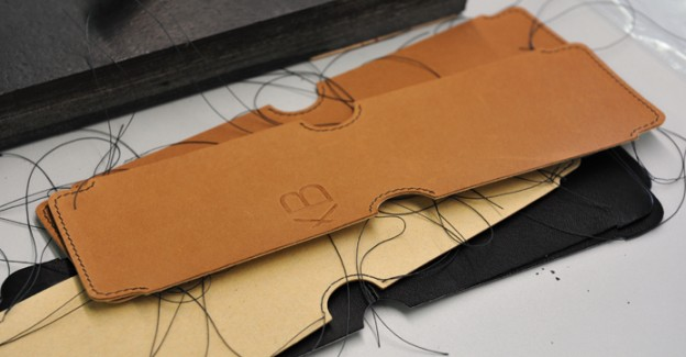 You want leather? They've got lambskin, grained leather, leather with fur as well as the option to choose exotic leathers, a range of colors and to personalize your purchase with embossed initials.