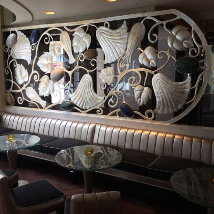The Pearl Bar. Photo ©Marie Le Fort