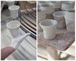 Crumpled Cups in Manufacturing, Revol