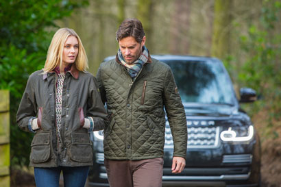 Land Rover, Autumn Winter 2014, Courtesy of Land Rover