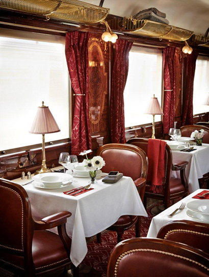 Orient Express, Institut du Monde Arabe, Courtesy of Yannick Alléno.