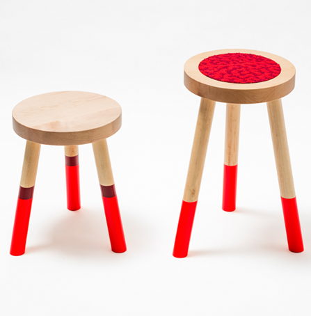 UM Holy Stools Special 03, Courtesy of Gallery S. Bensimon