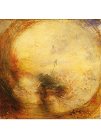 Light and Colour by John Mallord William Turner. Courtesy of Tate Britain