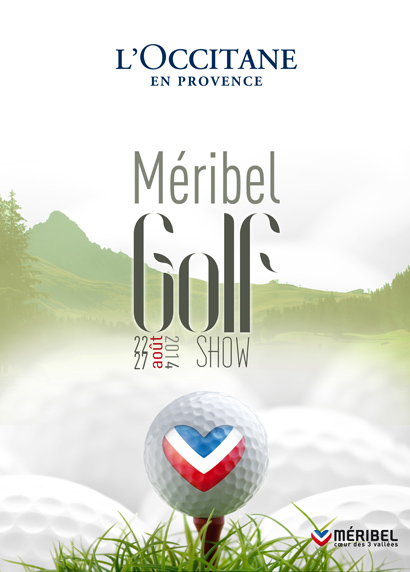 5th edition Méribel Golf Show, Courtesy of Méribel Golf