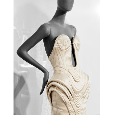 Prem's ! Jean-Paul Gaultier at the National Gallery of Victoria, Melbourne. Courtesy of National Gallery of Victoria