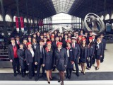 SNCF Made in Brittany, SNCF uniforms. Courtesy of SNCF