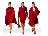 Couture 'Virgin Atlantic' style, Virgin Atlantic uniforms. Courtesy of Virgin Atlantic