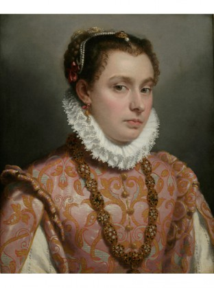 Giovanni Battista Moroni, The Sackler Wing, Royal Academy of Arts. Courtesy of Royal Academy of Arts
