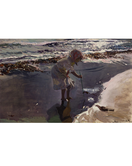 Sorolla and America, Joaquin Sorolla, Mapfre Foundation. Courtesy of Mapfre Foundation