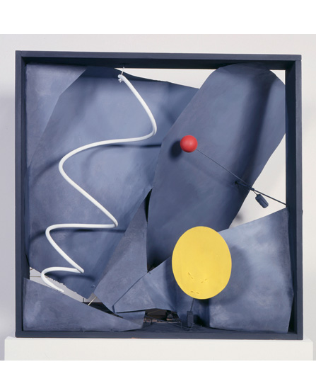 Black Frame, Calder, Calder Foundation, New York © Calder Foundation 2014, ProLiterris Zurich
