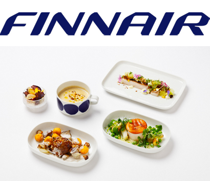 Finnair Signature Meal, © Finnair