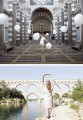 Photo 1: Thermes du Mont-Dore ©Maia Flore, Agence VU, Atout France Photo 2: Pont du Gard ©Maia Flore,Agence VU',Atout France