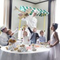 Un brunch version kids au Peninsula Paris. News parisiennes septembre 2016 PLUMEVOYAGE @plumevoyagemagazine © Peninsula Paris