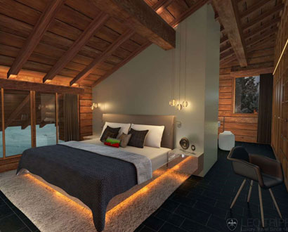 W Verbier, the first W hotel in the Alps