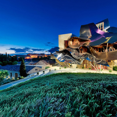 Wine Passport, hotel marques de riscal