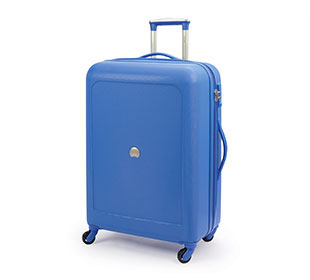One Delsey suitcase bought = one year of gastronomy offered