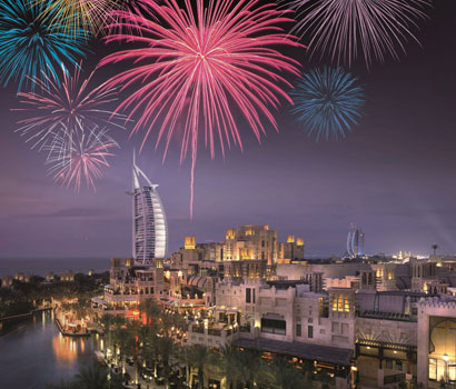 Dubai prepares to host the biggest fireworks display in the world