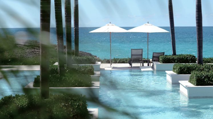 Four Seasons Resort and Private Residences Anguilla. breves de voyages novembre 2016 PLUMEVOYAGE @plumevoyagemagazine © DR