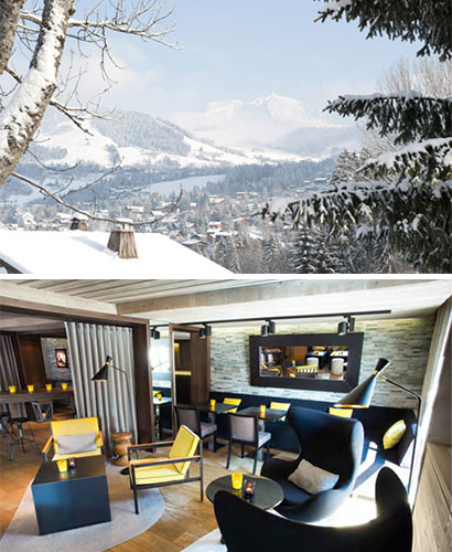 What's New at the Alpaga hotel in Megève