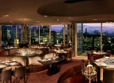A new restaurant at the Peninsula Tokyo.