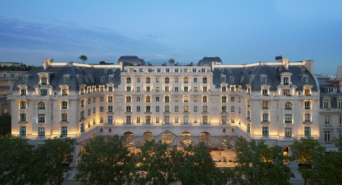 The Peninsula hotel is about to open in Paris