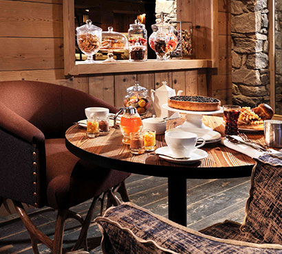 Taste the magic at M de Megève