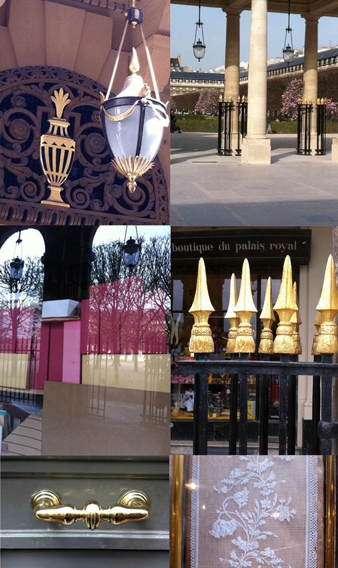 Golden Palais-Royal