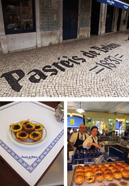 Lisbon, Portugal: The pastry shop Pasteis de Belem