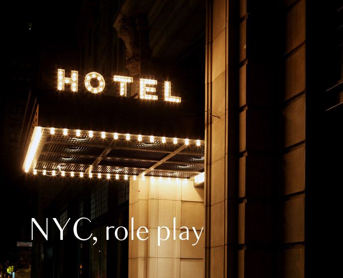 NYC, role play